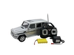 Official Authorized 1:14 RC Car Mercedes Benz G55 AMG Model w/ 2ch kids Toy Gift COLOR VARY