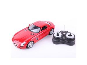 Official Authorized 1:14 RC 2CH Model Car Mercedes Benz SLS AMG Kids Toy Gift COLOR VARY