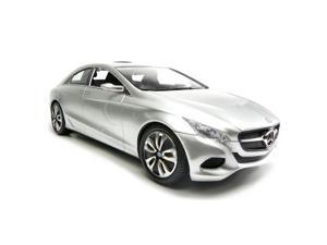 Official Authorized 1:14 Rechargeable RC Car Mercedes Benz F800 Model w/ 2ch kids Toy Gift Color Vary