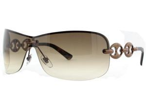 Gucci 2772 S Sunglasses - (Chocolate / Brown Gray Gradient)