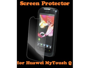 Zagg invisibleSHIELD Huawei MyTouch Q Screen Protector HUAMYTOQS