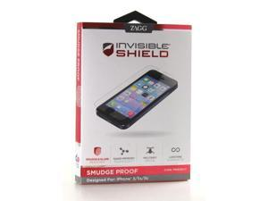 Zagg invisibleSHIELD iPhone 5 Screen Protector SMAPLIPHONE5CF
