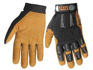 KLEIN TOOLS 40069 Journeyman™ Leather Work Gloves (K4) X- Large