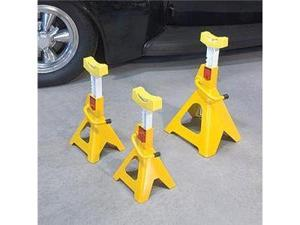 ERNST Mfg 965 Set of 2 Yellow Jack Stand Pads / Covers