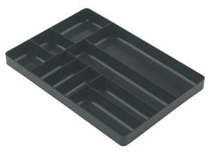"ERNST Mfg 5011 Black ""The Tray"" Classic Tool Organizer - Set of Two (2) Trays"