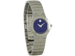 Movado SE Sports Edition Womens Mini Watch 0604836