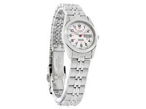Citizen Quartz Ladies Day/Date Dress Watch EQ0510-58A