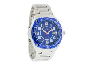 U.S. Polo Assn Formula Mens Sport Blue Date Dial Quartz Watch US8434