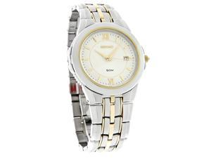 Seiko SKK688 Men's Le Grand Sport Two Tone Stainless Steel Watch