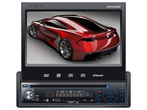 Absolute AVH-5100BT In-Dash 7 TFT LCD Touchscreen CD/DVD/MP3 Receiver with Built-In Bluetooth
