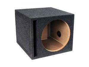 Absolute VEGS12 Box Series 12-Inch Single Slot Vented Subwoofer Enclosure