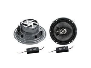 Absolute USA PRO-1693 400-Watt 6.5-Inch 3-Way PRO Series Car Speakers (Pair)
