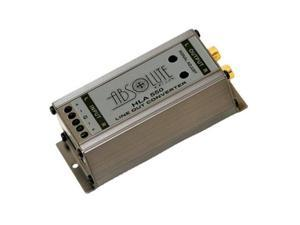 Absolute HLA550 2 Channel High Level to Low Converter Line Output with Ground Loop Isolator Built in signal Noise Eliminator