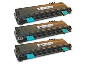 LD © Remanufactured Replacement Laser Toner Cartridges for Hewlett Packard C3900A (HP 00A) Black (3 Pack)