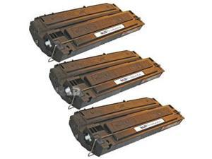 LD © Remanufactured Replacement Laser Toner Cartridges for Hewlett Packard 92274A (HP 74A) Black (3 Pack)