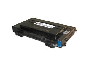 LD © Remanufactured Alternative to Samsung CLP-500D5C Cyan Laser Toner Cartridge for use in CLP-500, CLP-550, CLP-500N, CLP-550N ...