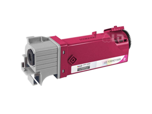 LD © Compatible Replacement for Xerox 106R01595 Magenta Laser Toner Cartridge for use in Phaser 6500, 6500N, 6500DN and WorkCentre ...