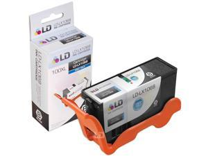 LD © Compatible Replacement for Lexmark 14N1068 / 100XL High Yield Black Ink Cartridge