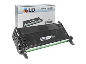 LD © Xerox Phaser Compatible High Capacity Black 113R00726 Laser Toner Cartridge for use in the Phaser 6180, 6180DN, 6180MFP, ...