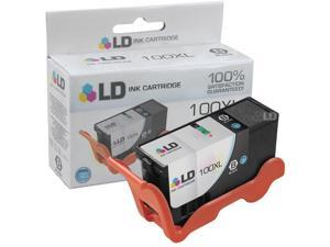 LD © Compatible Replacement for Lexmark 14N1068 / 100XL / 100 High Yield Black Ink Cartridge