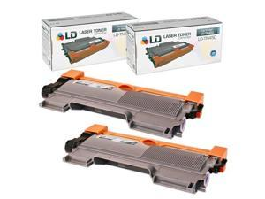 LD © Compatible Brother TN450 Set of 2 High Yield Toner Cartridges