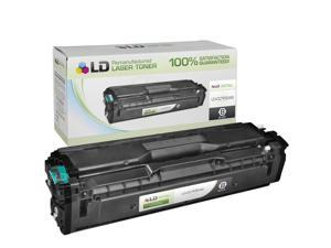 LD © Compatible Replacement for Samsung CLT-K504S Black Laser Toner Cartridge for use in Samsung CLP-415NW, CLX-4195FN, CLX-4195FW, ...