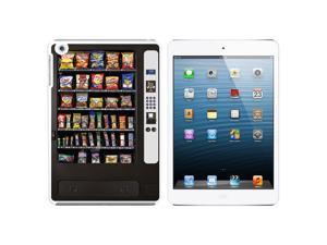 Snack Vending Machine Snap On Hard Protective Case for Apple iPad Mini - White
