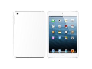 Black Snap On Hard Protective Case for Apple iPad Mini