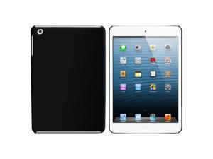 Black Snap On Hard Protective Case for Apple iPad Mini