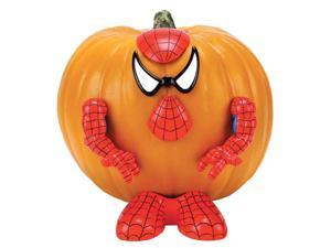 Spiderman Pumpkin Push
