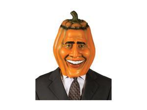 Obama Pumpkin Head Mask