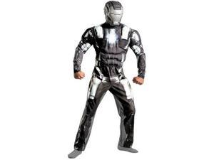 Iron Man 2 War Machine Muscle Adult