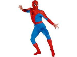 Spiderman Muscle Adult Costume