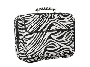 "All-Seasons 17"" Laptop Computer Case - Zebra"