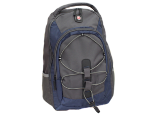 SwissGear GA-7366-09BLUE SwissGear THE MARS 16-inch Laptop Computer Backpack - Blue