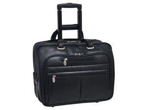 McKleinUSA 80505C Wrightwood Wheeled 17 in Laptop Case