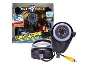 Real Tech Spy Net Spyclops Bionic Eye Magnify Specimens 200X Plug Into TV
