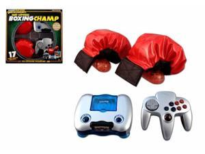 Dream Gear Boxing Champ Plug & Play Game System Motion Sensing 16 Bit Wireless