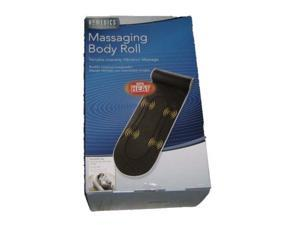 HoMedics Massaging Body Roll Vibration Massage Mat with Heat