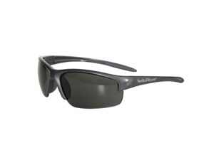 Smith & Wesson Black Antifog Lens Safe Sunglasses