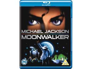 Moonwalker Blu-ray (Michael Jackson) [Region-Free]