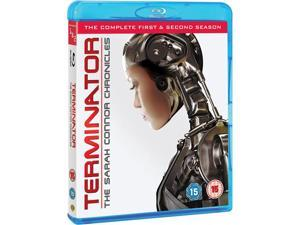 Terminator: The Sarah Connor Chronicles - Seasons 1-2 Blu-ray [Region-Free]