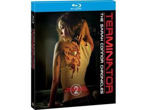 Terminator: The Sarah Connor Chronicles - The Complete Second Season Blu-ray [Region-Free]