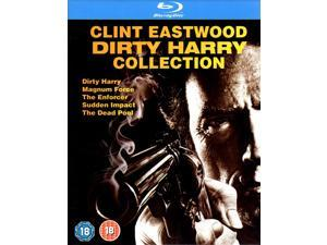 Dirty Harry Collection Blu-ray [Region-Free]