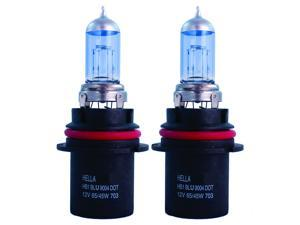 Hella H83155212 HB1/9004 Hella High Performance Xenon Blue Halogen Bulb