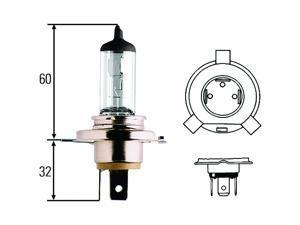 Hella H83140101 H4 Halogen Bulb