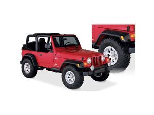 Bushwacker 10908-07 Pocket Style Fender Flares Set