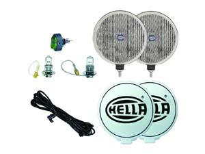 Hella Hella 500 Series Halogen Fog Lamp Kit