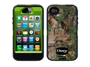 OtterBox Green Tree Defender Case for iPhone 4/4S 77-25934