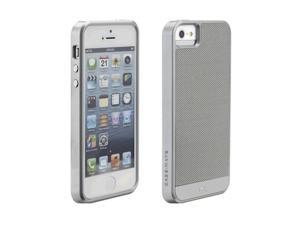 Case-Mate Barely There Carbon Fiber Case for iPhone 5s/5 (Silver)